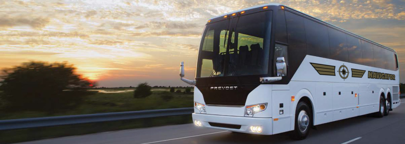 Motor Coach Bus Norfolk NE